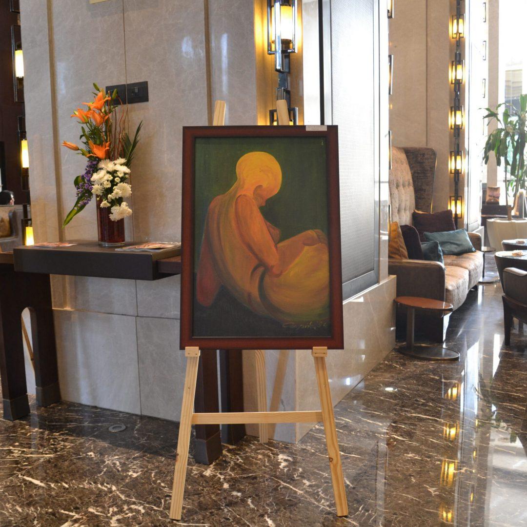 Exhibition at Conrad by Hilton